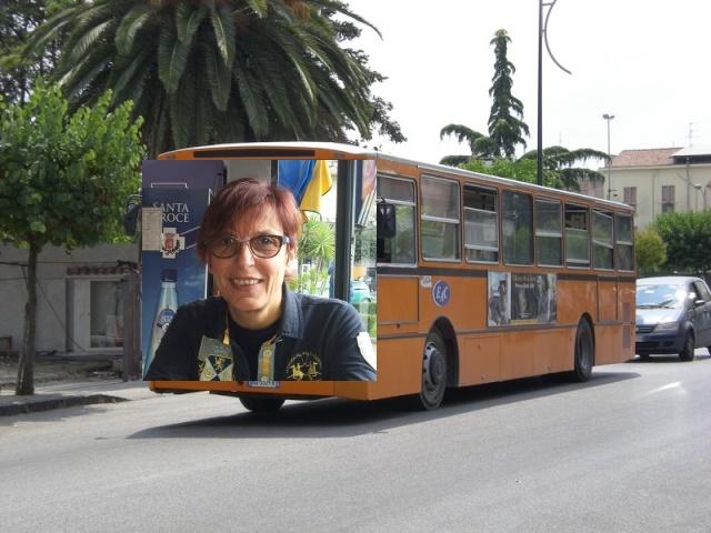 Cecilia Francese-Trasporto scolastico EAC Battipaglia