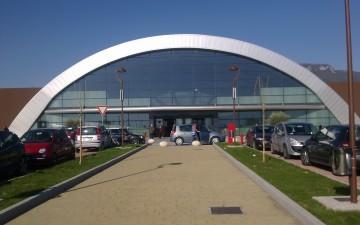 Centro Commerciale Le Bolle Ingresso