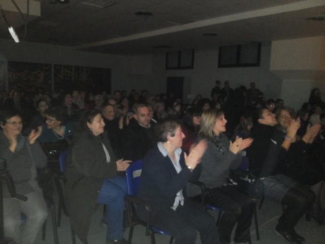 Centro-San-Luca-Spettacolo di Natale-il Pubblico