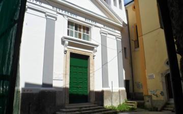 Chiesa S.Eustachio-Eboli