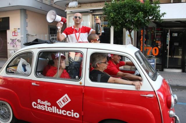 Ciclolonga-Battipaglia-Radio-Castelluccia
