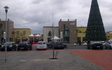 Cilento Outlet Village-ingresso