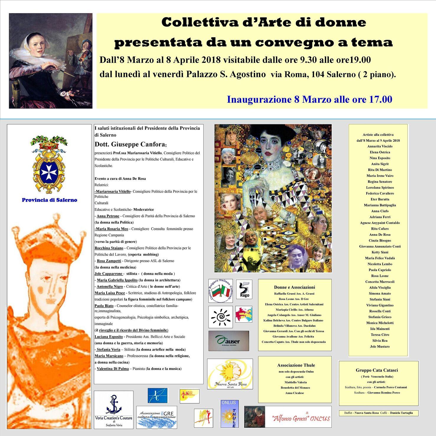 Collettiva arte di donne-Salerno-1