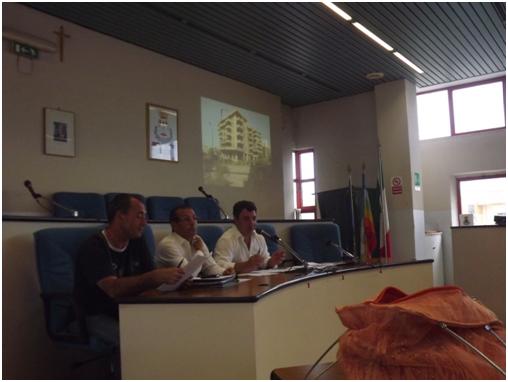 Comitato Edilizia e Lavoro-Assemblea.