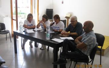 Comitato al lavoro