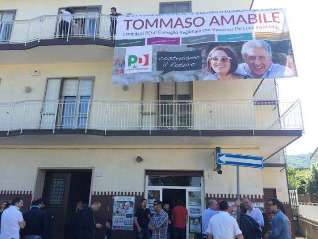 Comitato elettorale-Tommaso Amabile