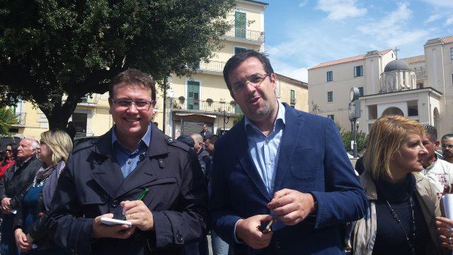 Comizio Cardiello-Antonio Elia-Francesco Faenza