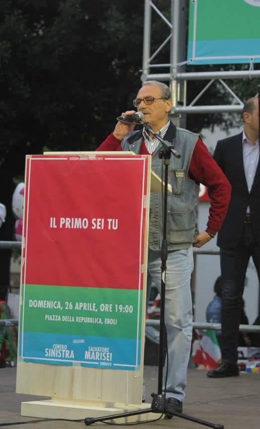Comizio Sinistra-Silvio Masillo-1