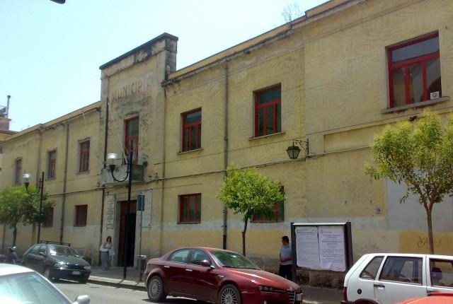 Palazzo comunale di Eboli