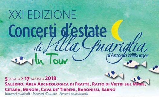 Concerti d'Estate a Vila Guariglia