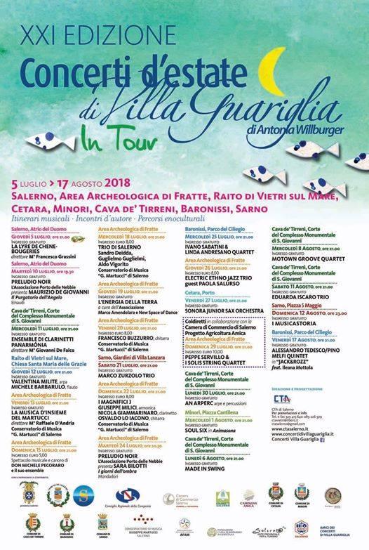 Concerti d'Estate a Vila Guariglia