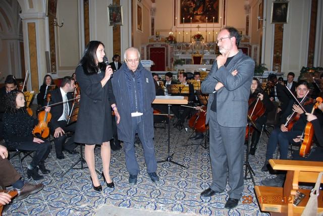 Concerto di Fine Anno-Una Notte al Moa-Anna Ciao-Massimiliano Carlini-foto Giraulo