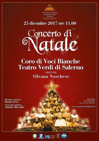 Concerto di Natale-Teatro Verdi-Salerno