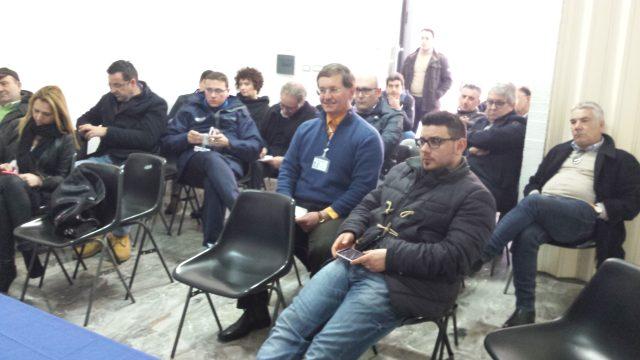 Conferenza Cuomo-Pubblico