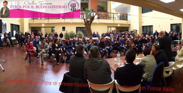Conferenza Stampa-Etica-Forza Italia-Pubblico