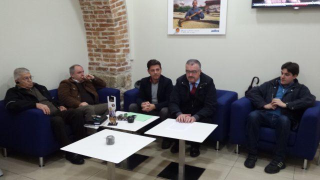 Conferenza stampa-Dissidenti-FI-Palladino-Marchesano-Presutto-Violante-Benincasa