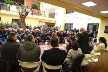 Conferenza stampa Etica-Forza Italia-Pubblico