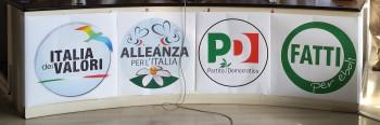 Conferenza stampa-sfiducia-Melchionda-Partiti.IDV-API-PD-Fatti