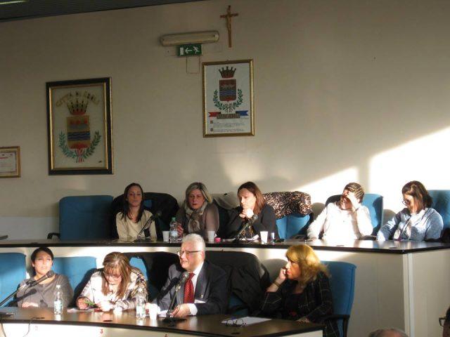 Confronto-Mamme-Candidati Sindaci-Piano Ospedaliero comitato 2