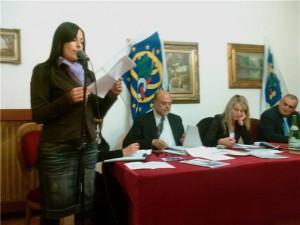 Congresso Provinciale - Rosaria GALDI intervento