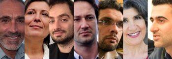 Consiglieri Regionali-M5S-Campania