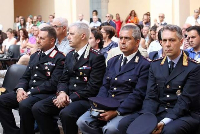 Consiglio Comunale-Autorità Militari