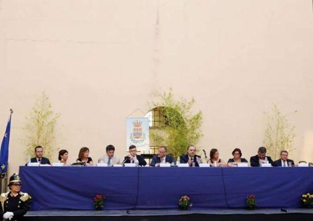 Consiglio Comunale-Tavolo presidenza