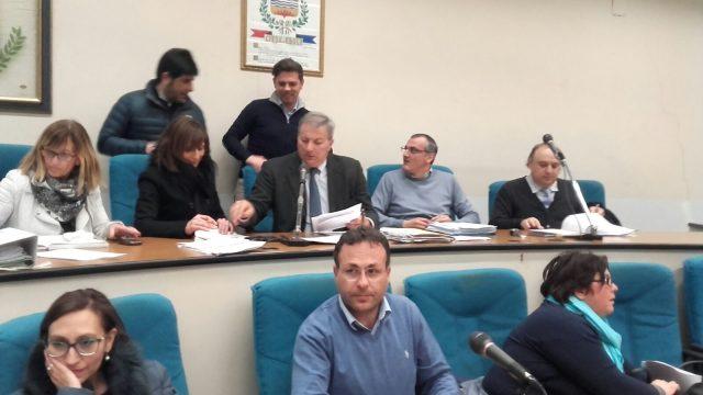 Consiglio Comunale-Vecchio-Cariello-Di Benbedetto