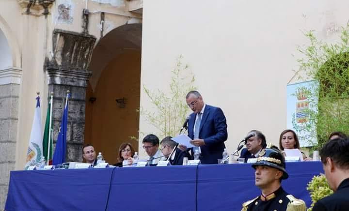 Consiglio Comunale e Giunta-Massimo Cariello