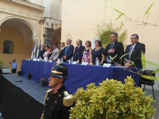 Consiglio Comunale-proclamazione eletti-giuramento