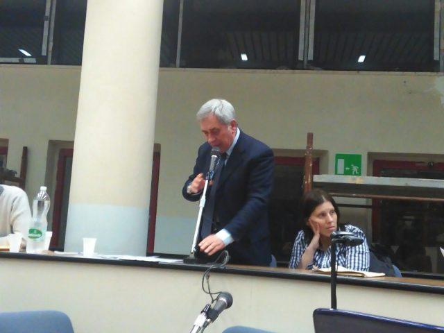 Consiglio Piano Traffico-Antonio Conte