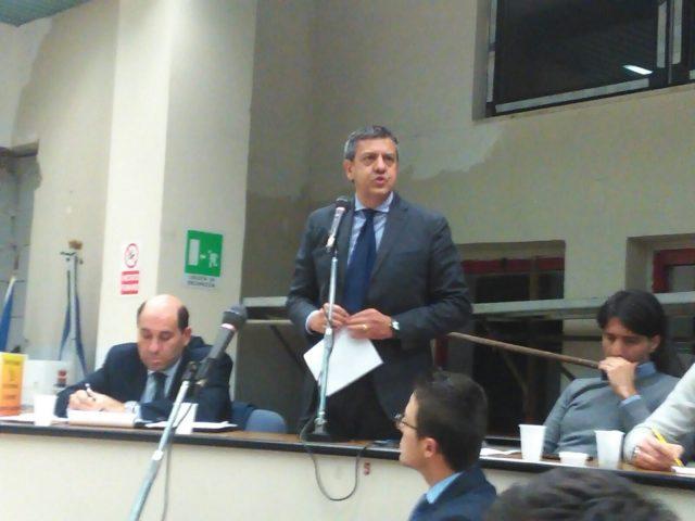 Consiglio Piano Traffico-Antonio Cuomo