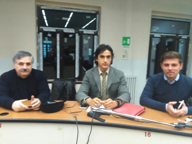 Consiglio Piano Traffico-Vincenzo Marchesano-Giuseppe Poegari-Giancarlo Presutto