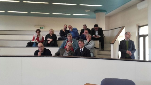 Consiglio comunale-2 aprile 2016-pubblico