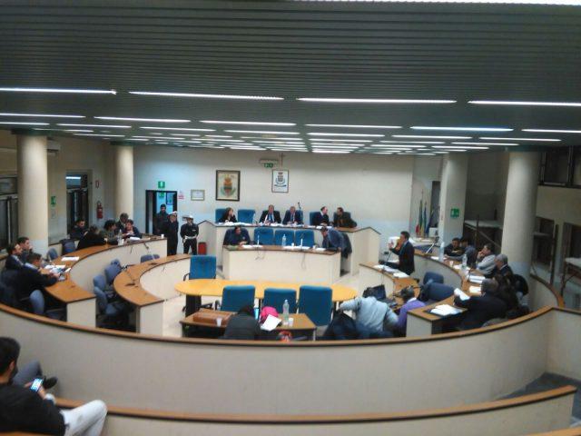Consiglio comunale Piano Traffico