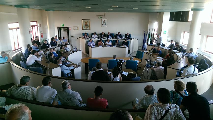 Consiglio comunale di Eboli-
