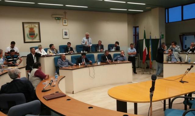 Consiglio comunale-rec-Martino-Melchionda