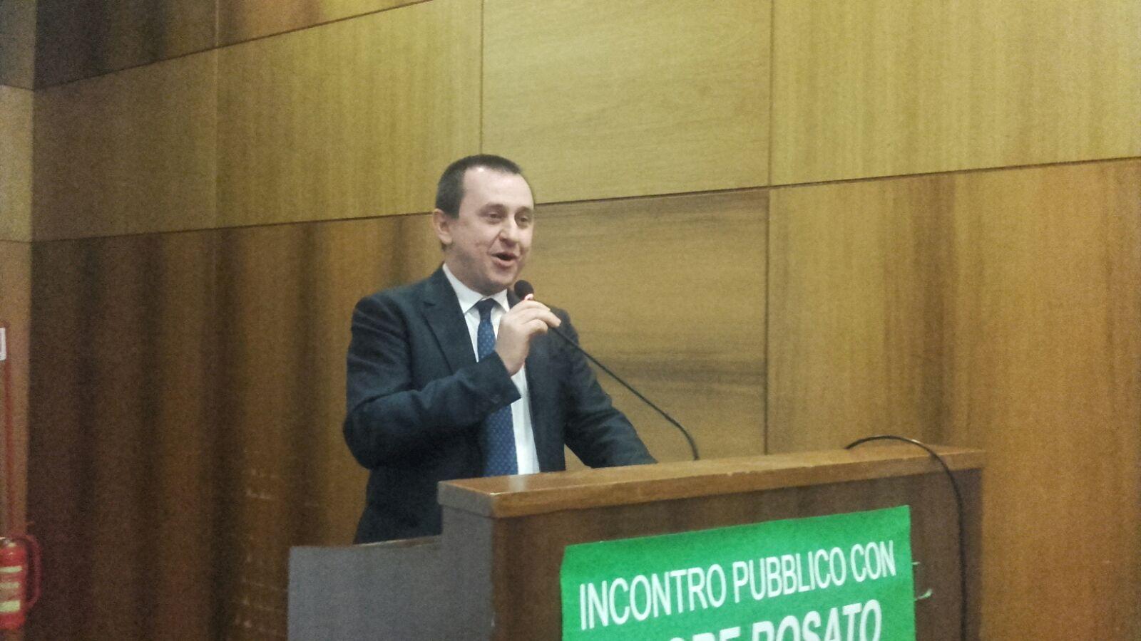 Convegno PD-Salerno-Ettore Rosato