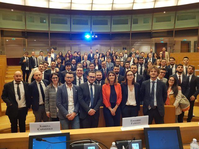 Forum Provinciale dei Giovani a Strasburgo