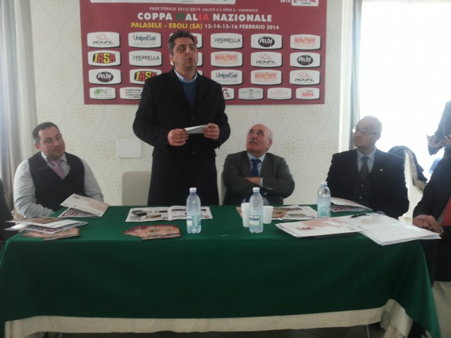 Coppa Italia-Calcio a 5-Adolfo Lavorga.