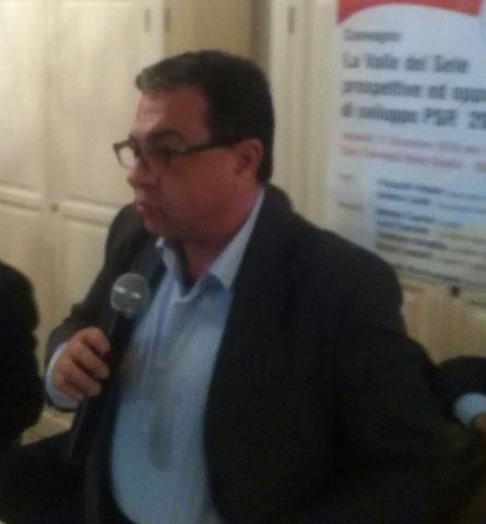 Corrado Martinangelo-Convegno PD Eboli