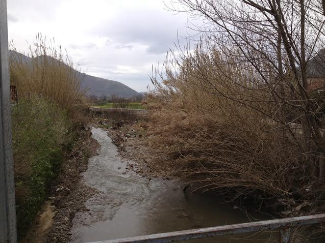 Corsi d'acqua-Mercato San Severino 2