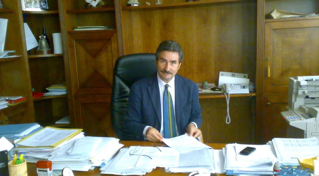 Cosimo De Vita Presidente Nuovo Elaion Eboli