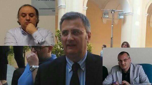 Cosimo Pio Di Benedetto-Lazzaro-Lenza-Massimo Cariello