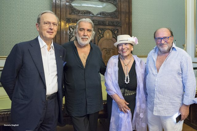 Il canto dei miei colori-Alfonso Andria-Vito Mercurio-Carmela Forlenza-Massimo Del Mese