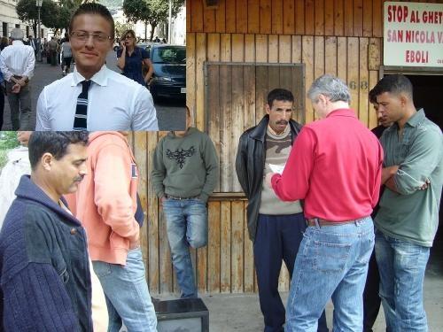 Damiano Cardiello-Immigrati-