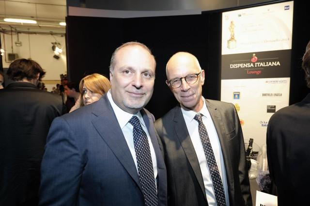 David-di-Donatello-Vincenzo-Russolillo-con-Giuseppe-Tornatore
