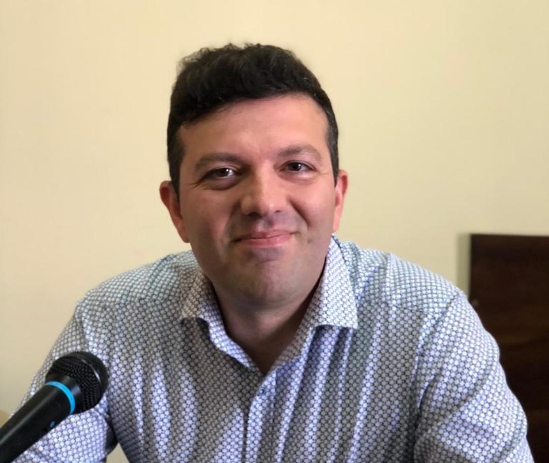 Davide Bruno Assessore Battipaglia