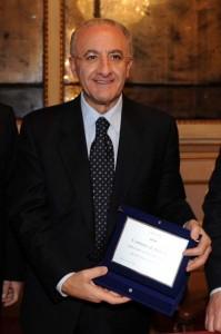 De Luca Premio Codacons