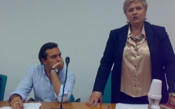 Luigi De Magistris - Assunta Nigro